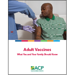 Adult Immunization Guide For Patients