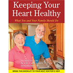 Keeping Heart Healthy - English Booklets