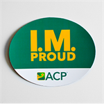 I.M. PROUD Car Magnet